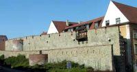 alte Stadtmauervon Bratislava