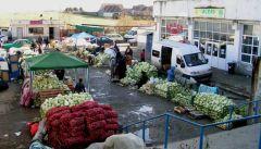 Gemüsemarkt in Sibiu