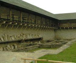 alte Grundmauern