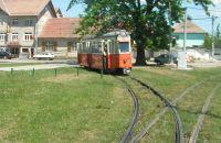 Straßenbahn nach Rasinari