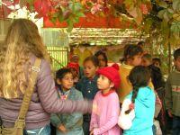 in Im Tageszentrum des Kinderbauernhofes Rusciori