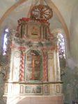 Kirchenburg in Buzd