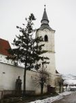 Dârjiu, Turm / Turn